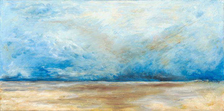Artwork Fly Like Wings on Eagles - Lisa Jan-Bohne' Clay