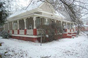 Harmony in Snow