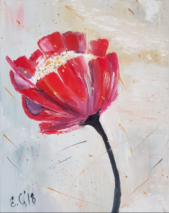 Poppy. - Eleonor Art