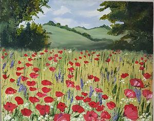Poppies island.