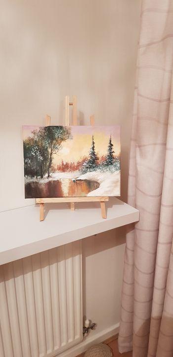 Winter tale. - Eleonor Art