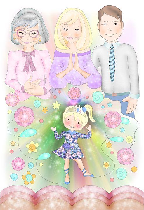 Three Generations - Aviva Gittle Gifts