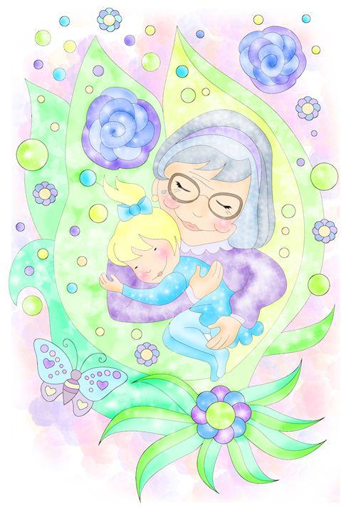 Grandma Hug - Aviva Gittle Gifts