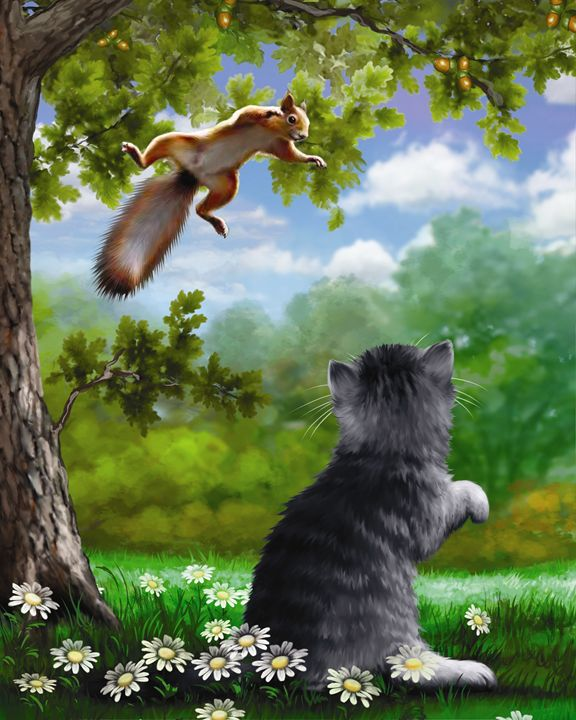 Flying Squirrel - Aviva Gittle Gifts