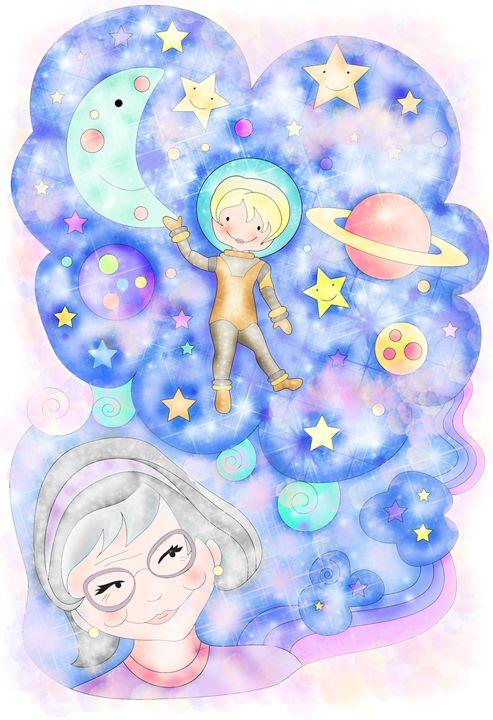 You're My Moon & Stars - Aviva Gittle Gifts