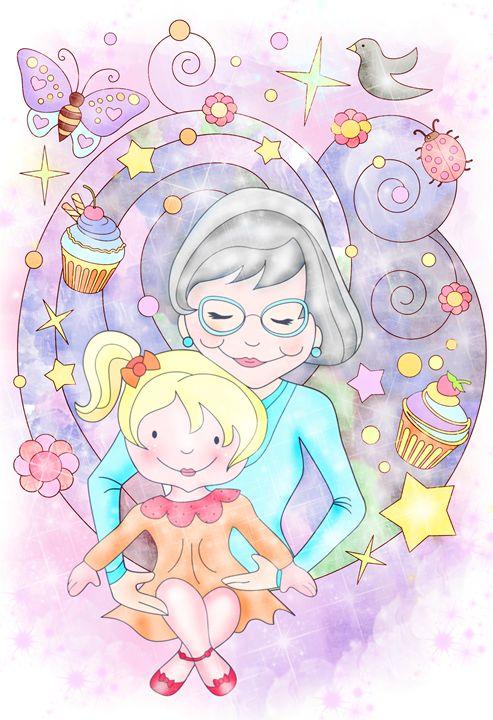 Grandma's Joy - Aviva Gittle Gifts
