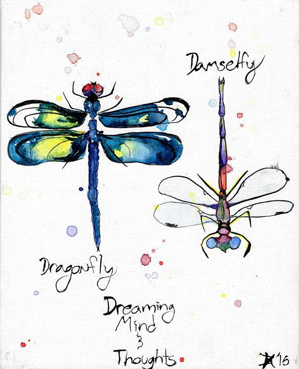 Flies - Margot Sin