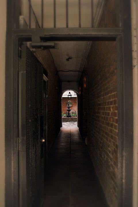 The Passageway - Eureka Gallery