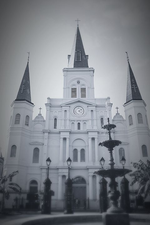 St Louis Cathedral - Eureka Gallery