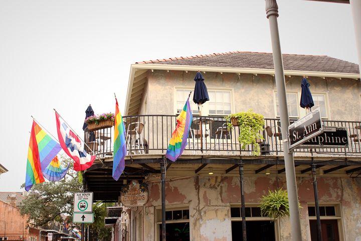 French Quarter Bar - Eureka Gallery