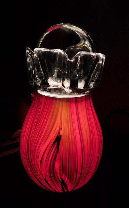 Lovely lamp - Faith Fougeron