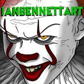 Ian Bennett Art
