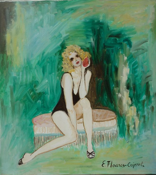 Fascination - Elena Floares Cojenel