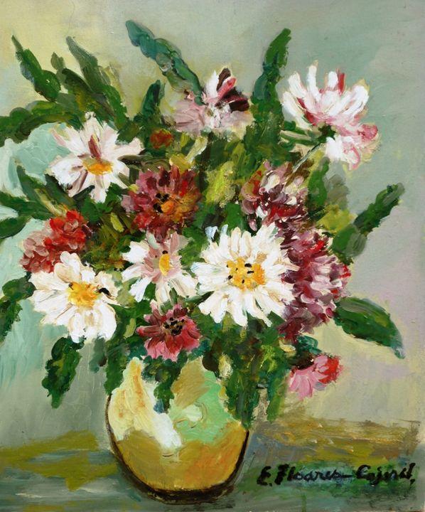 Flowers - Elena Floares Cojenel