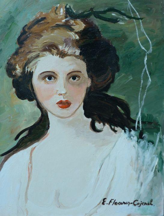 Lady Hamilton - Elena Floares Cojenel