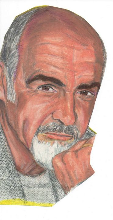 Sean Connery - Grillo Art