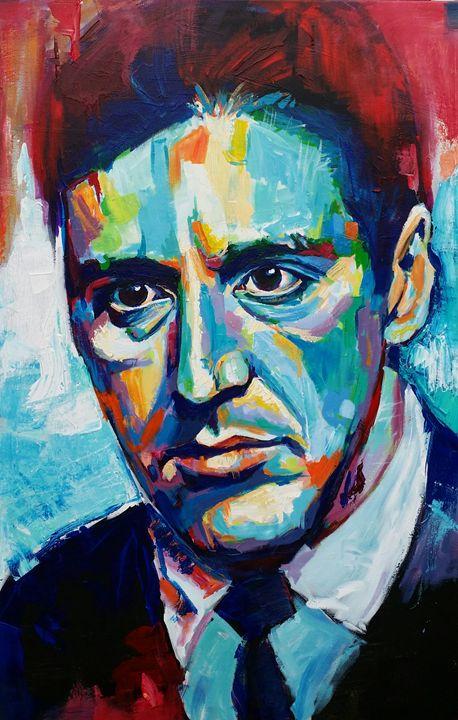 Al Pacino - Jo Verheezen Artworks
