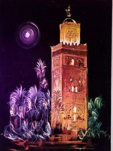 mosque symbole