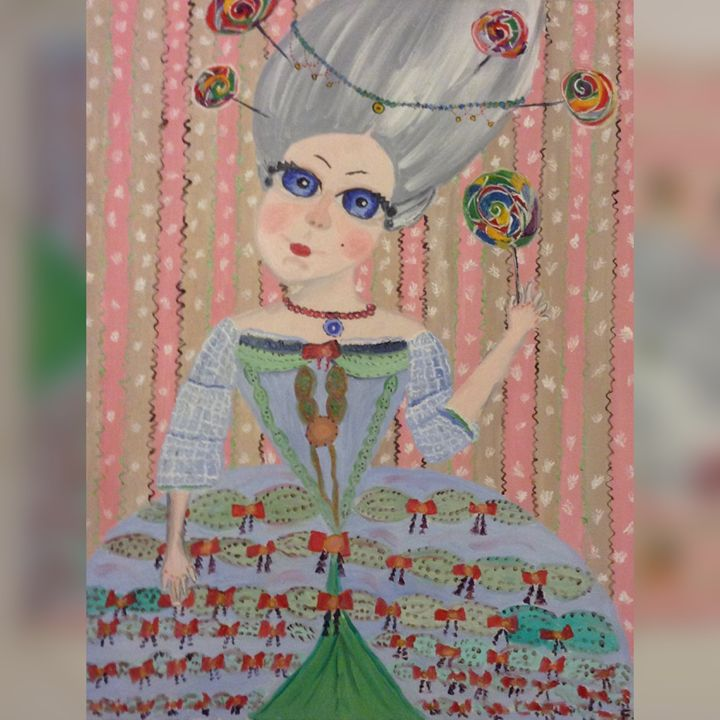 Sweet Girl - Kateryna Dronova