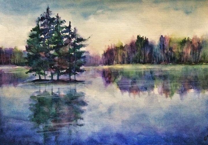 Untitled - Oksana Gulina