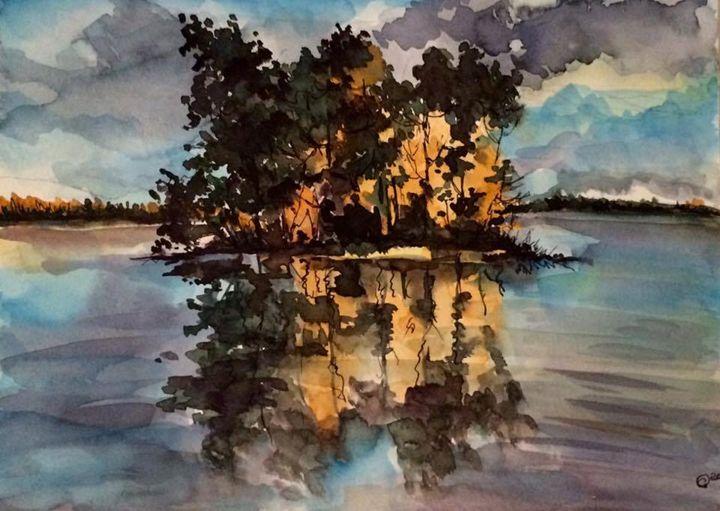 Little Island - Oksana Gulina