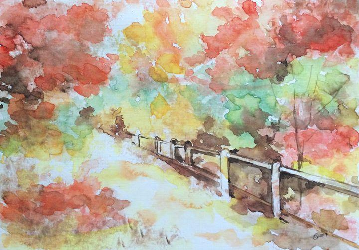 Walking in my dream - Oksana Gulina