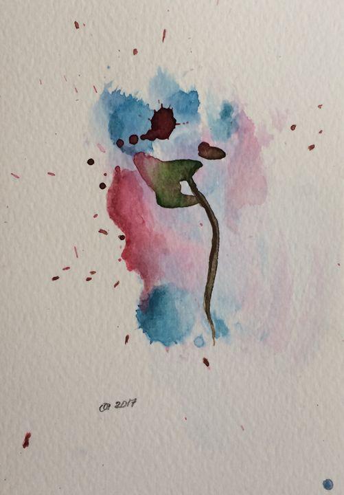 Flower - Oksana Gulina