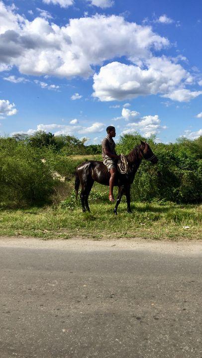 Horseman - Saint Péran