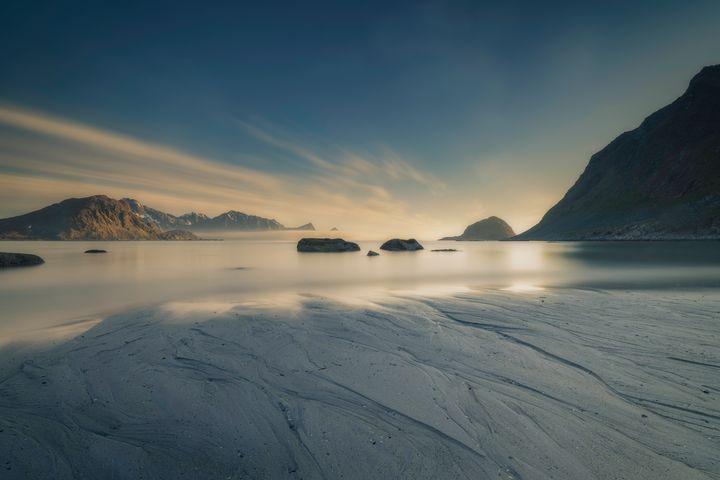 Vik Beach - Palombella Hart Photography