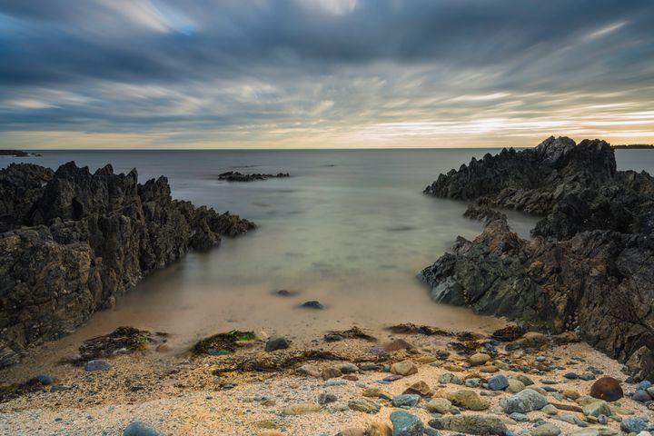 Summer Evening Seascape - Palombella Hart Photography