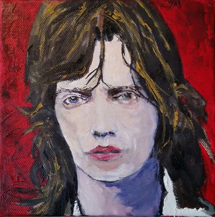 Mick Jagger - Charles W. Collins