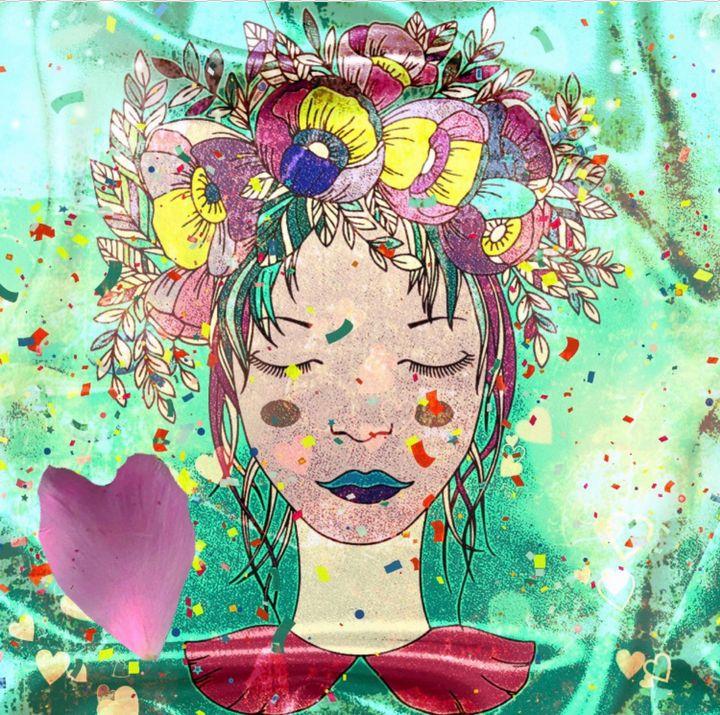 Fairy - Secret garden