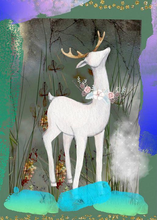Deer - Secret garden