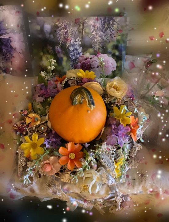 Pumpkin - Secret garden