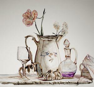 Water Vase - nile