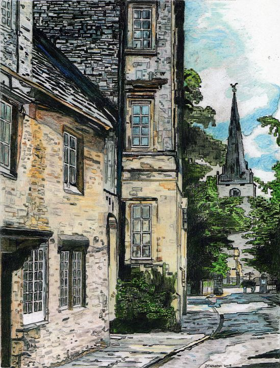 Corsham near Bath - Duncan Cameron