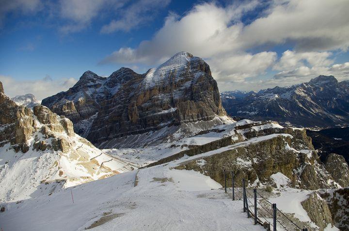 The mountain view - Pluffys portfolio
