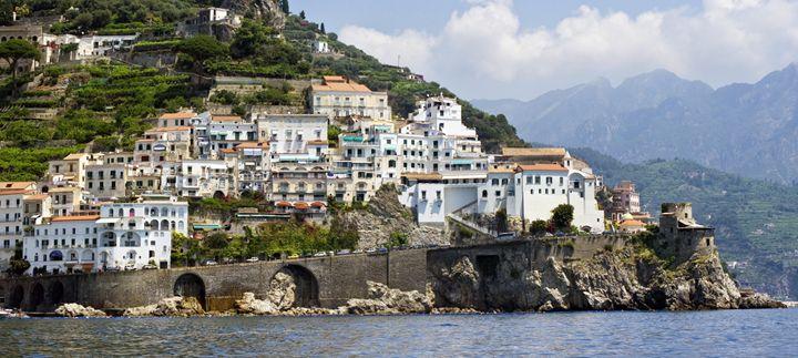 The Amalfi coast - Pluffys portfolio