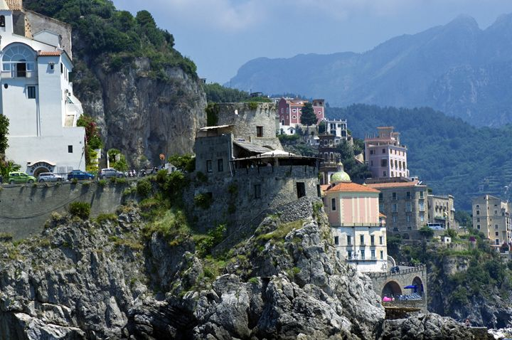 Rugged Italy - Pluffys portfolio