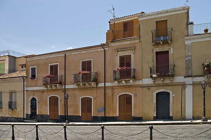 Sicilian architecture - Pluffys portfolio