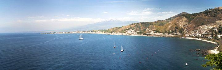 Sicily panorama - Pluffys portfolio