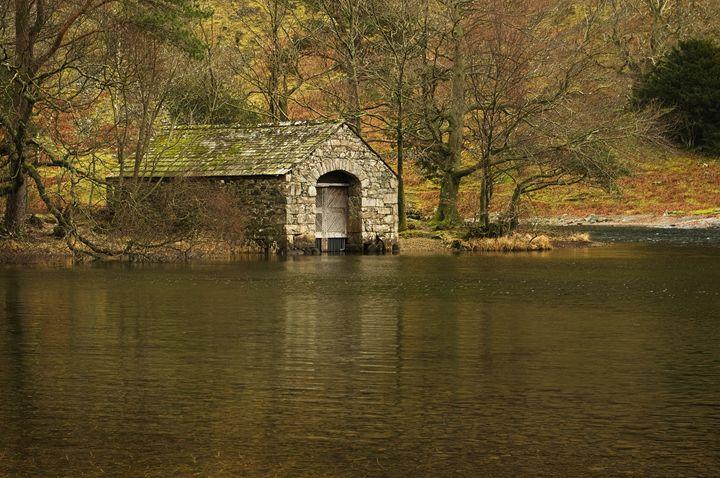 The boathouse - Pluffys portfolio