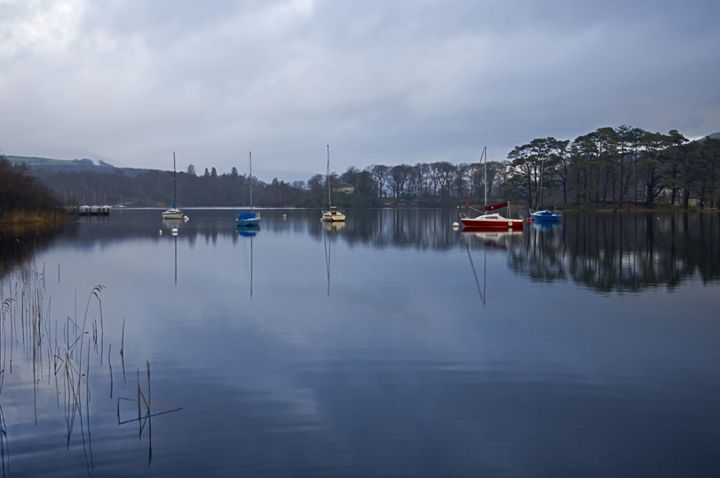 Yachts at rest - Pluffys portfolio