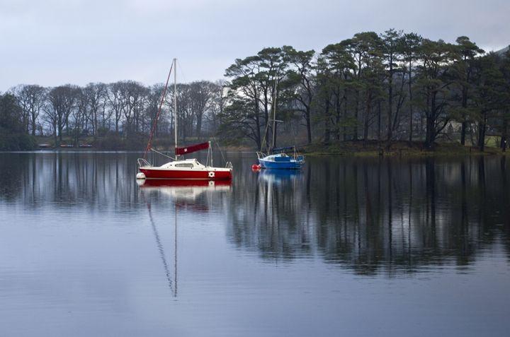 On the Lake - Pluffys portfolio
