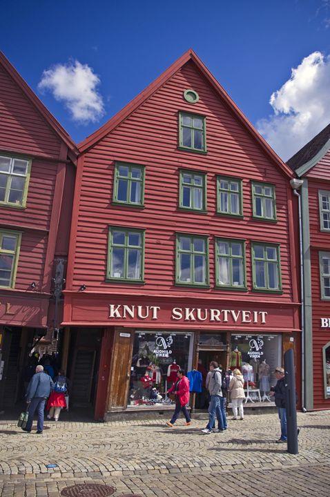Beautiful Bergen - Pluffys portfolio