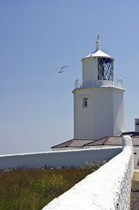 The Lizard lighthouse