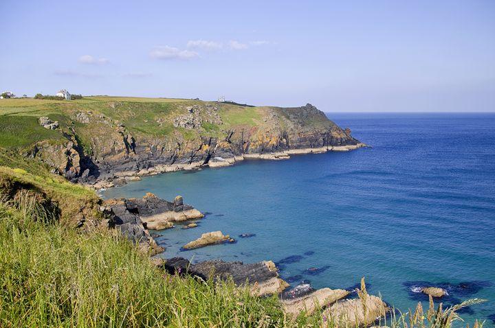 The coast at The Lizard - Pluffys portfolio