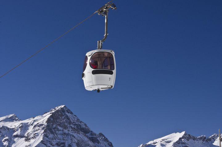 The Gondola - Pluffys portfolio