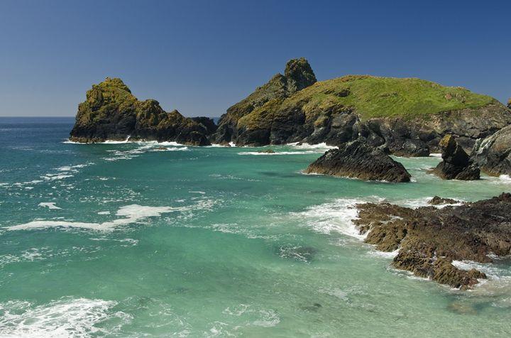 Rugged coastline - Pluffys portfolio
