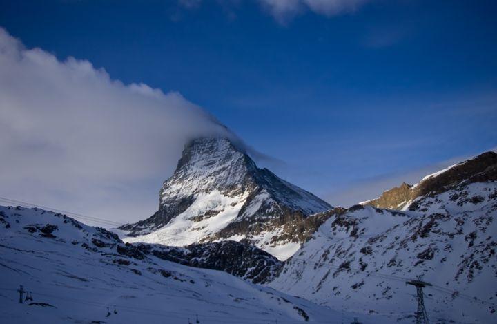 The Matterhorn - Pluffys portfolio